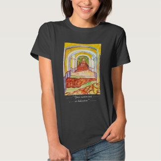Corredor no hospital Vincent van Gogh de St Paul T-shirts
