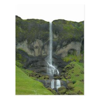 Córrego da montanha, cartão de presente de