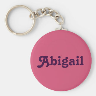 Corrente chave Abigail Chaveiro