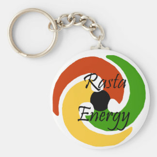 Corrente chave da energia de Rasta Chaveiro