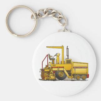 Corrente chave de máquina de pavimentação do asfal chaveiro