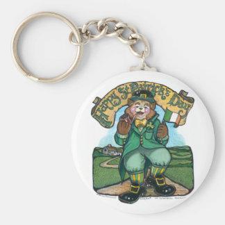 Corrente chave de St Patrick Chaveiro