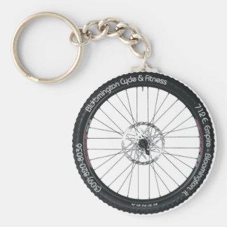 Corrente chave do pneu da bicicleta de BC&F Chaveiro