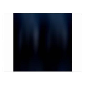 Correntes sparkling elegantes azuis cartão postal
