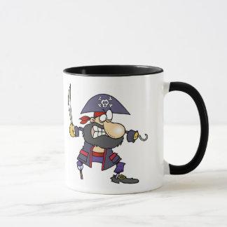 Corsário do pirata - apenas adicione a caneca do