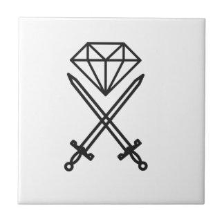 Corte do diamante