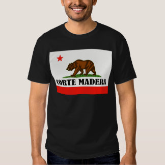 Corte Madera, Ca -- T-shirt