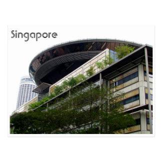corte suprema singapore cartao postal
