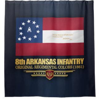 Cortina Para Box 8o Infantaria de Arkansas (2)