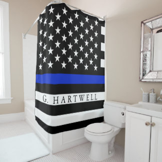 Cortina Para Box A polícia denominou o nome do costume da bandeira