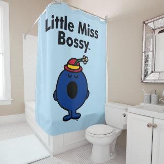 Cortina Para Box A senhorita pequena pequena Bossy da senhorita | é