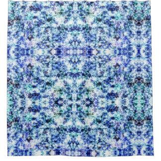 Cortina Para Box Azul no azul