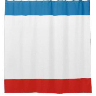 Cortina Para Box Bandeira de Crimeia