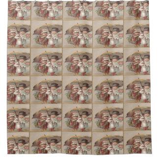 Cortina Para Box cortina de chá do vintage