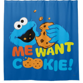Cortina Para Box O biscoito quer o biscoito