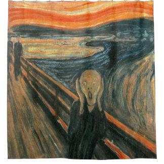 Cortina Para Box O gritar pela pintura do ~ de Edvard Munch