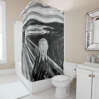 Cortina Para Box O gritar por Edvard Munch
