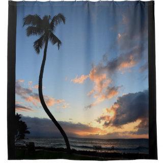 Cortina Para Box Por do sol de Maui