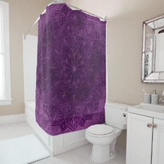 Cortina Para Box Profundamente - cortina de chá Mystical roxa da