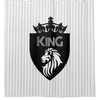 Cortina Para Box Rei cristão dos reis Leão