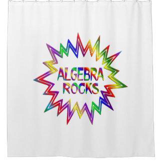 Cortina Para Box Rochas da álgebra