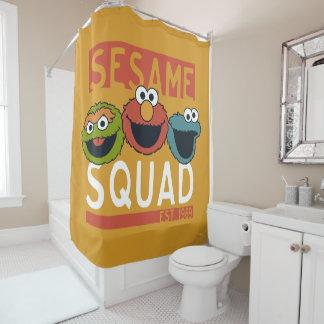 Cortina Para Box Sesame Street - pelotão do sésamo