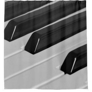 Cortina Para Box Teclado de piano