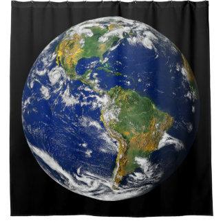 Cortina Para Box Terra do planeta