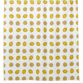 Cortina Para Box Teste padrão do limão