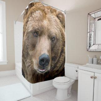 Cortina Para Box Urso de Brown