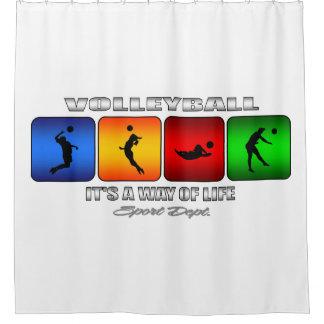 Cortina Para Box Voleibol legal é um modo de vida