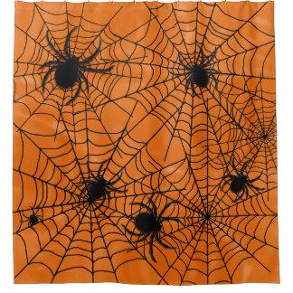 Cortina Para Box Web de aranhas o Dia das Bruxas
