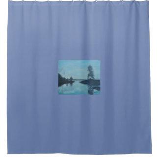Cortina Para Chuveiro ANGRA TRANSVERSAL na cortina de chá de FLORIDA