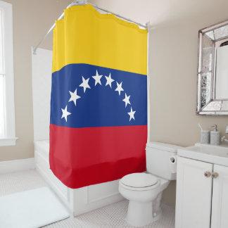 Cortina Para Chuveiro Bandeira de Venezuela