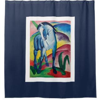 Cortina Para Chuveiro Cavalo azul mim por Franz Marc