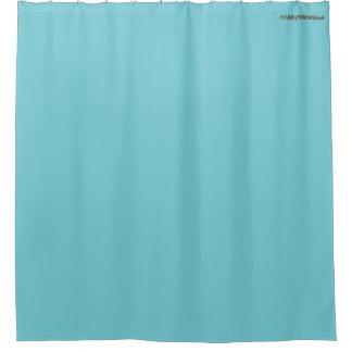 Cortina Para Chuveiro Cortina de HAMbyWG - de Showe - azul do Aqua