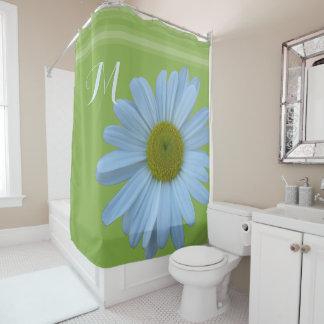 Cortina Para Chuveiro Da decoração floral do banho das hortaliças da