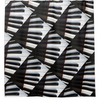 Cortina Para Chuveiro Design de Leslie Harlow