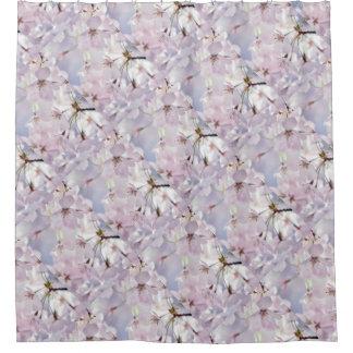 Cortina Para Chuveiro Flor de cerejeira