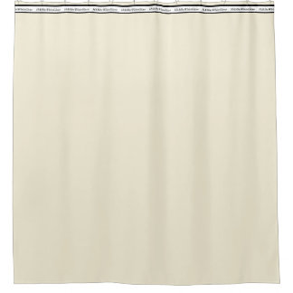 Cortina Para Chuveiro HAMbyWG - cortina de chá - bege claro