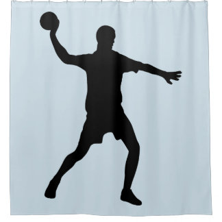 Cortina Para Chuveiro Handball