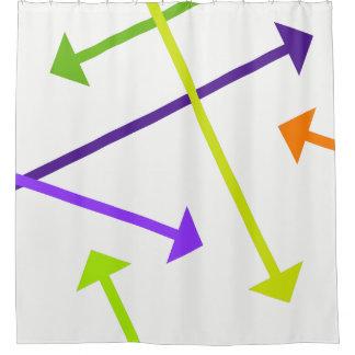 Cortina Para Chuveiro Modificação Arrow2
