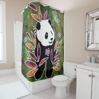 Cortina Para Chuveiro PANDA de BINDI - cortina de chá
