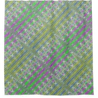 Colorful Pastel Zigzag Pattern