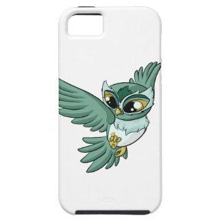 Coruja aérea! capa tough para iPhone 5