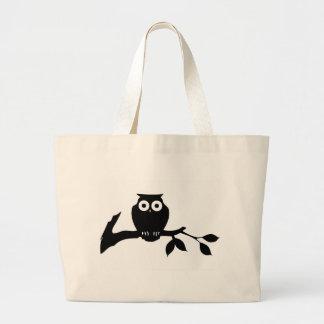 coruja bolsa para compras