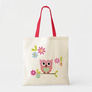 Coruja bonita - o bolsa