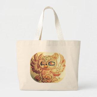 Coruja bonito bolsas