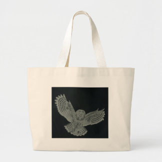 coruja de noite bolsa para compras