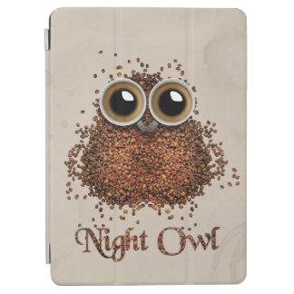 Coruja de noite capa para iPad air